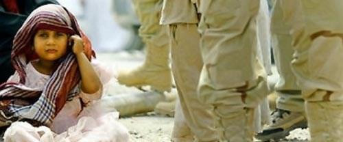 Savaş mağduru çocukların % 49'u depresyonda.jpg