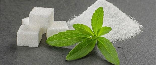 Şeker yerine stevia.jpg