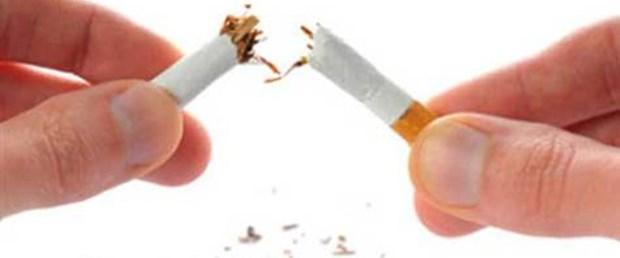 Sigara hastane bahçesinde de yasak