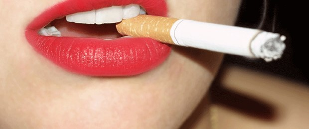 Sigara kadında daha tehlikeli