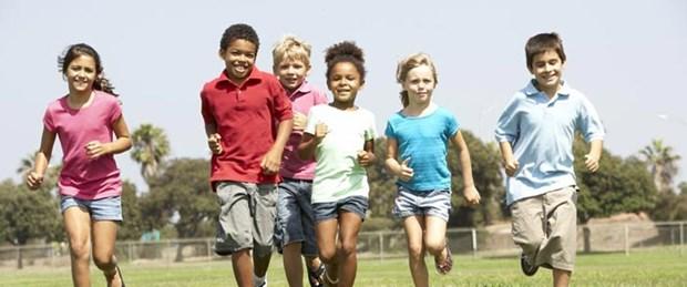 Şimdiki çocuklar daha yavaş