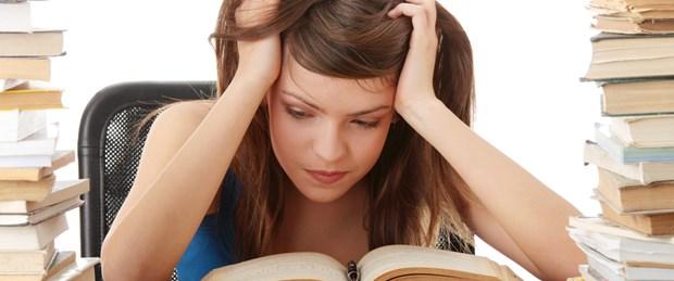 Sınav psikolojisinin etkileri uzun sürebilir