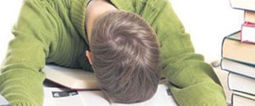 Sınavda başarısızlık kişilik sorunu olmamalı