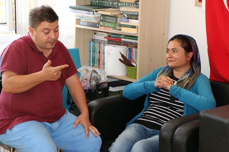 Tansel Ada ve Rabia Balcı