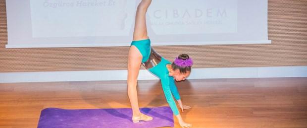 Skolyoz engel değil Keyfince dans et dilediğince spor yap