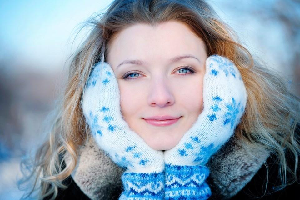 Зимой кожа нуждается в питании и защите