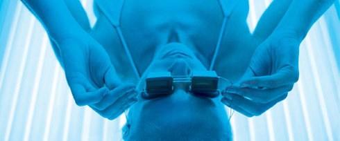 Solaryum göz kanseri yapabilir
