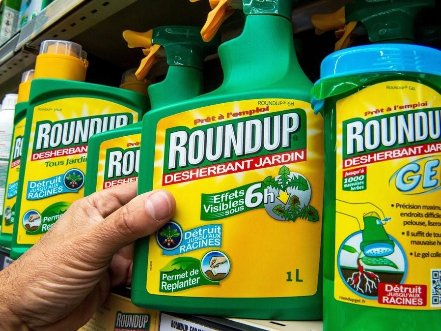 """Roundup ilacı, """"kansere sebep olan kimyasallar"""" listesine alındı."""