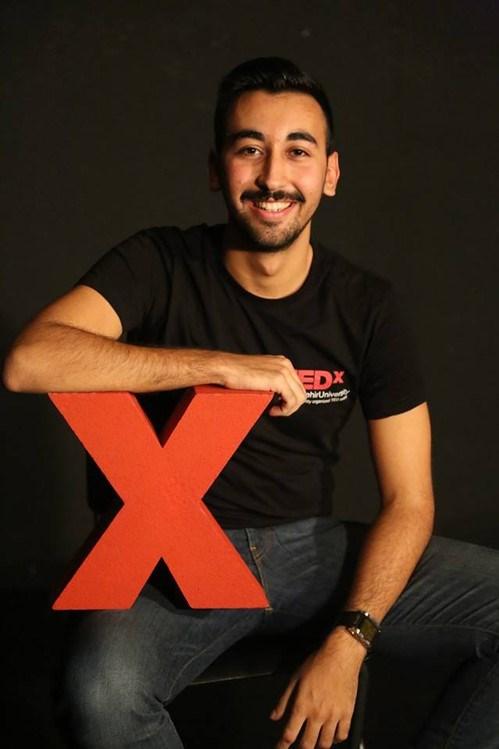 TEDx organizasyonundan Batuhan Çevik