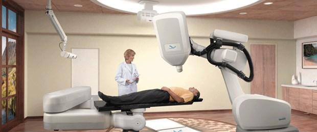 'Tek başına radyoterapi yeter'