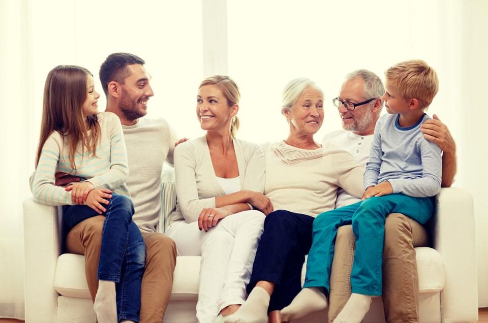 Ailece duygularınızı paylaşın