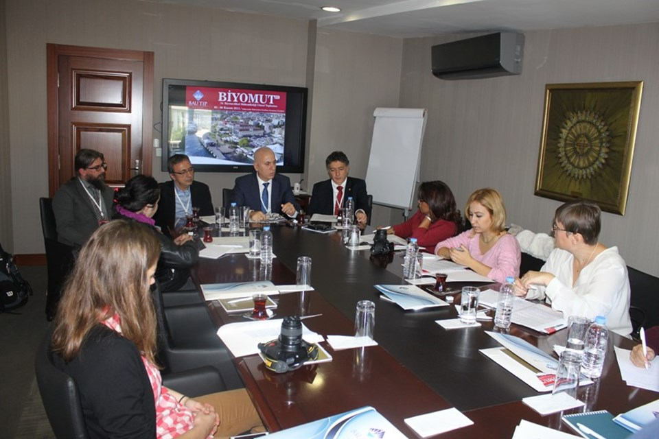 Biyomut 2015 basın toplantısı