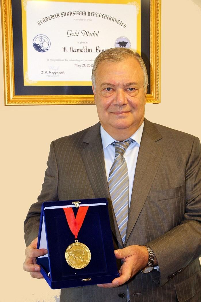 Prof. Dr. M. Necmettin Pamir