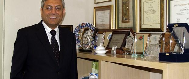 Türk bilim adamına büyük onur