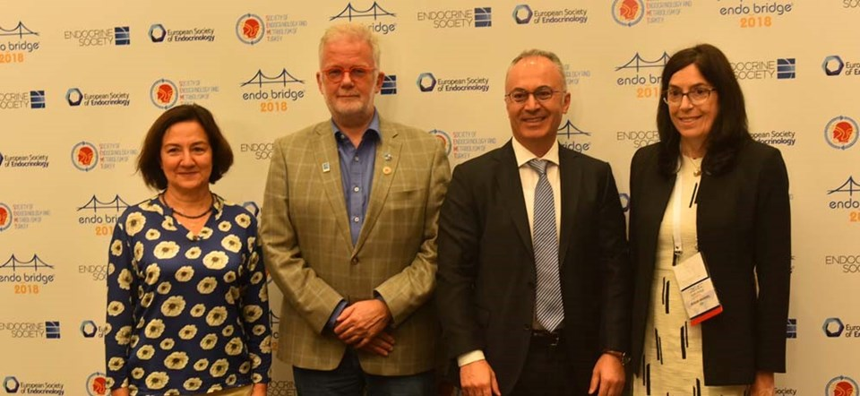 Prof. Dr. Fisun Saygılı,Prof. Dr. AJ Van Der Lely,Prof. Dr. Okan Bülent Yıldız,Prof. Dr. Susan Mandel