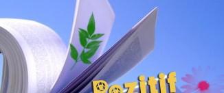Türkiye'nin ilk 'Pozitif' günlüğü yayında