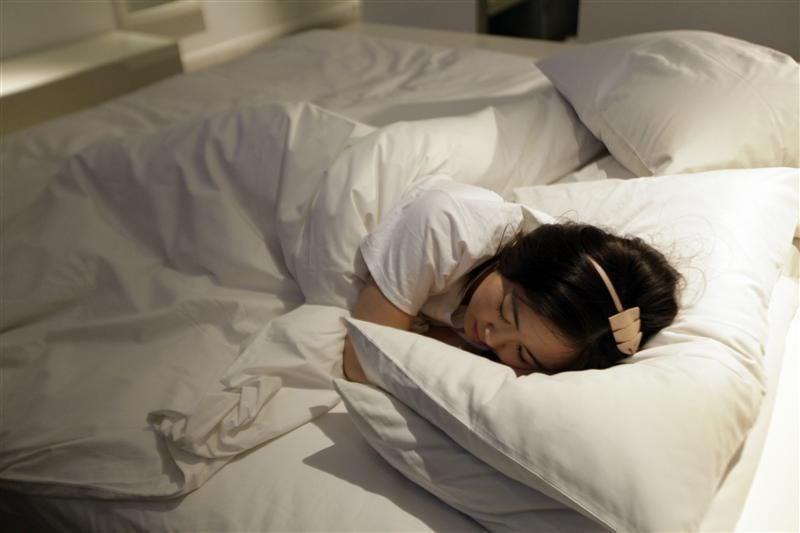Uykuya dalabilmek için kişinin zihnini boşaltması gerekir