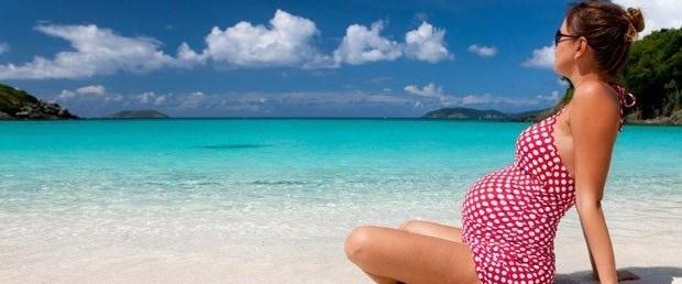 Yaz hamilelerine sağlıklı tatil için 12 öneri.jpg