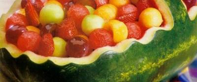 Yaz meyveleri şişmanlatabilir!