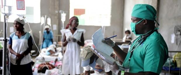 Kolera salgınında bin 400 kişi yaşamını yitirdi