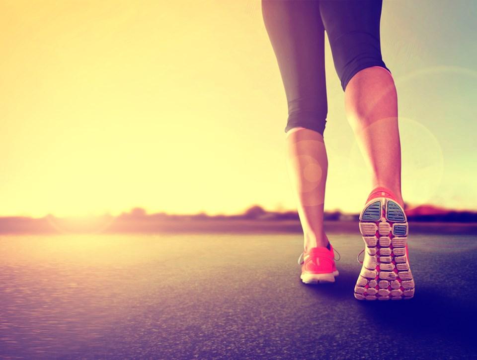 Yürüme süreniz en az 30 dakika olsun