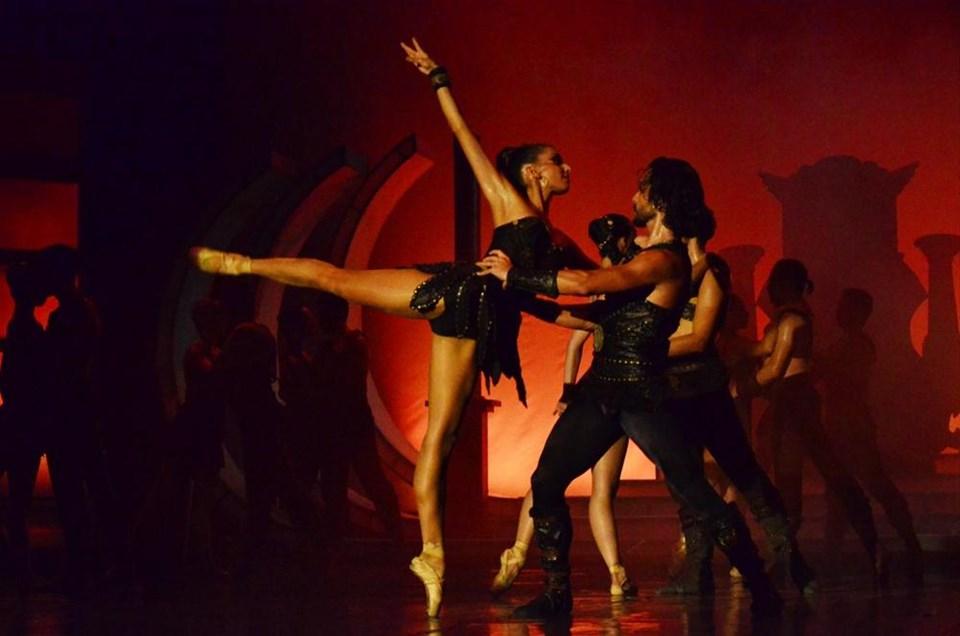 11. Uluslararası Bodrum Bale Festivali