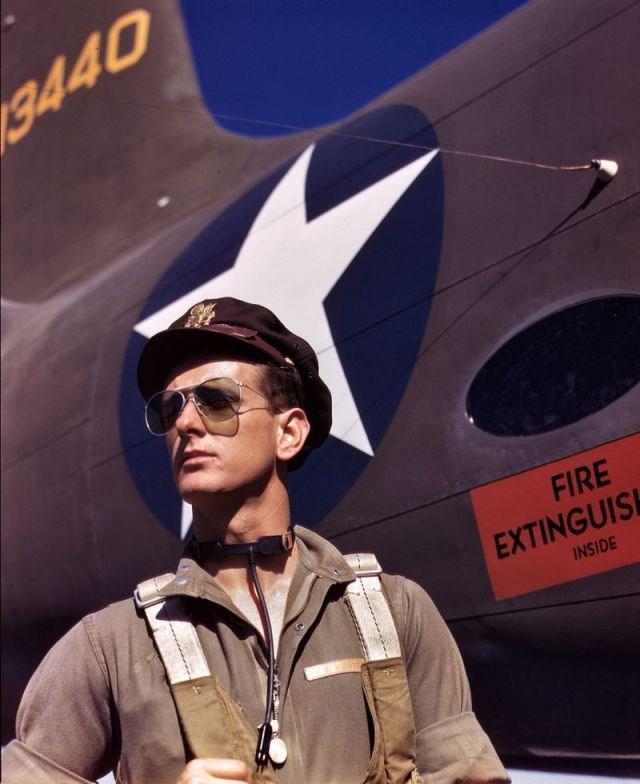 2. Dünya Savaşı'na renkli bakış