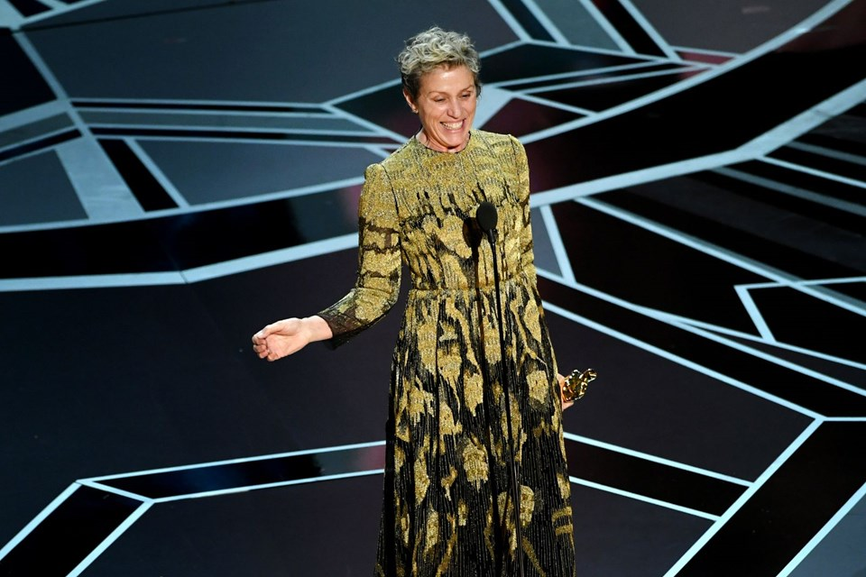 2018 Oscar Ödülleri, 90. Akademi Ödülleri, kazananlar