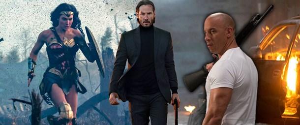 2019da Vizyona Girecek Yabancı Filmler 1 Ntv