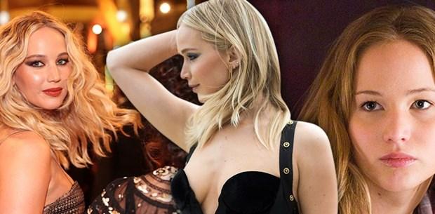 28. yaşına özel 28 fotoğrafla Jennifer Lawrence