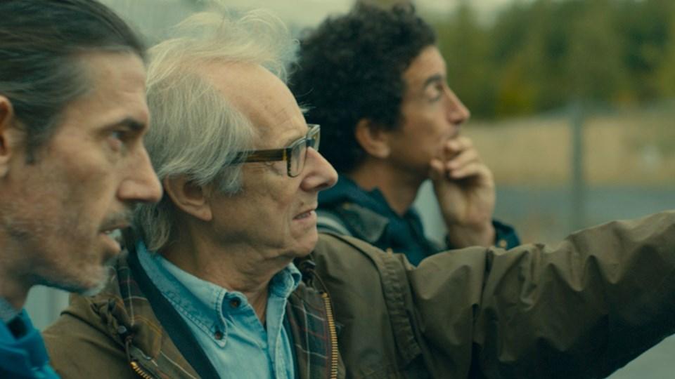 'Karşı Yönetmen: Ken Loach'
