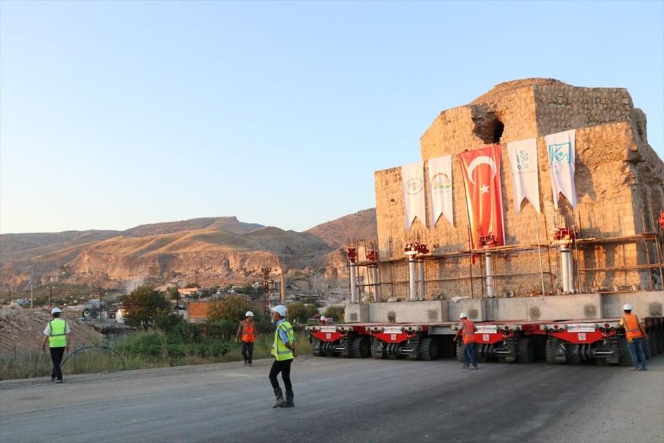 Artuklu Hamamı, Hasankeyf