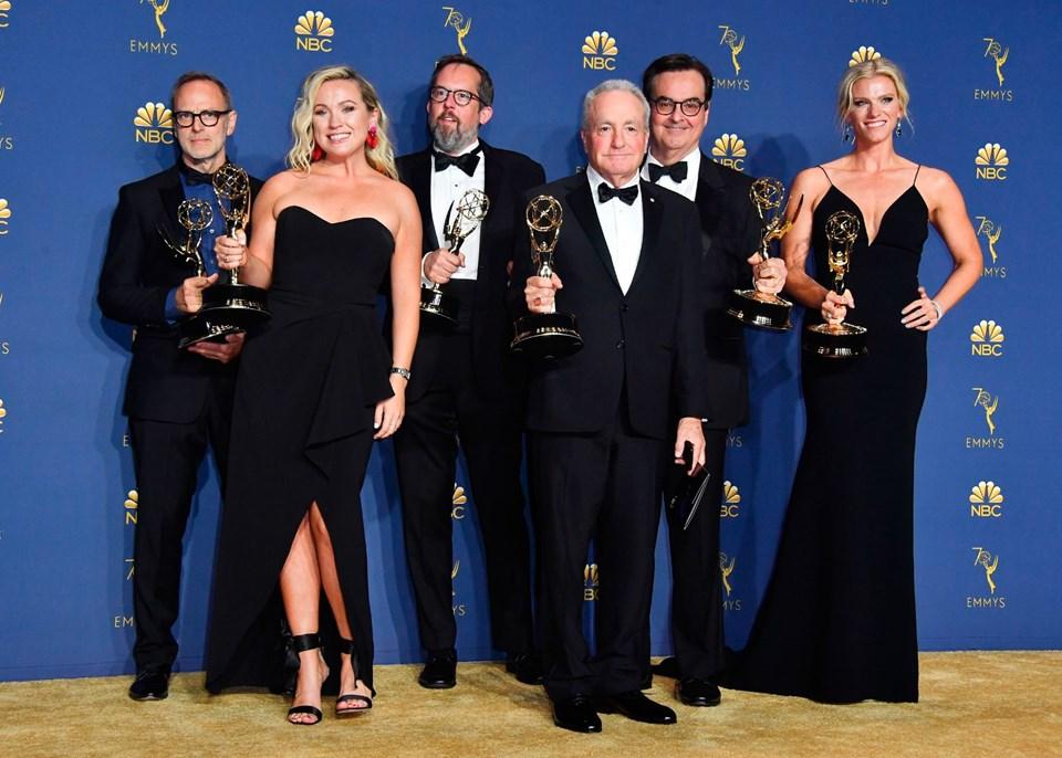emmy ödülleri 2018, 70. emmy ödülleri, emmy kazananlar