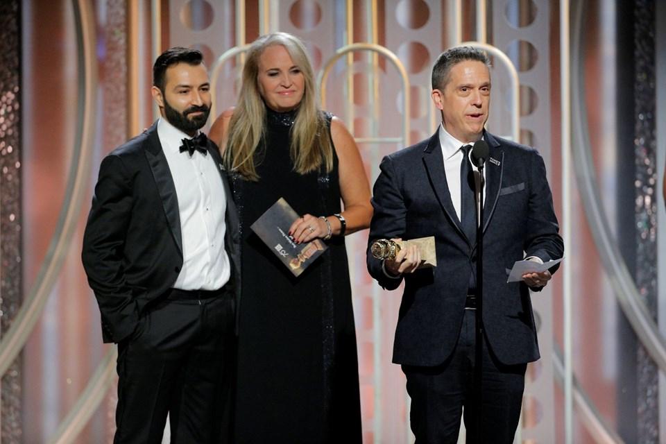 75. Altın Küre Ödülleri, Altın Küre ödüllerini kazananlar, 75. Altın Küre Ödül töreni