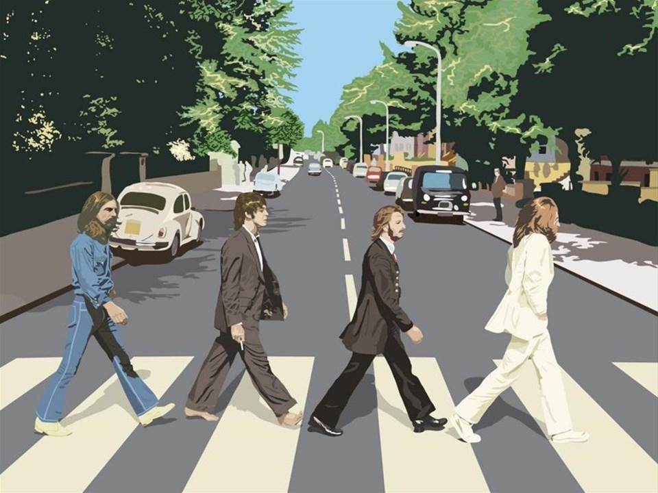 Abbey Road satılıyor