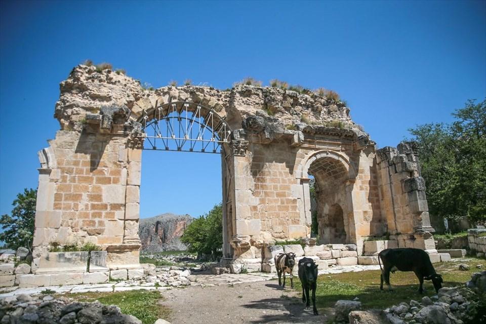Anavarza Için Hedef Unesco Kalıcı Miras Listesi 1 Ntv
