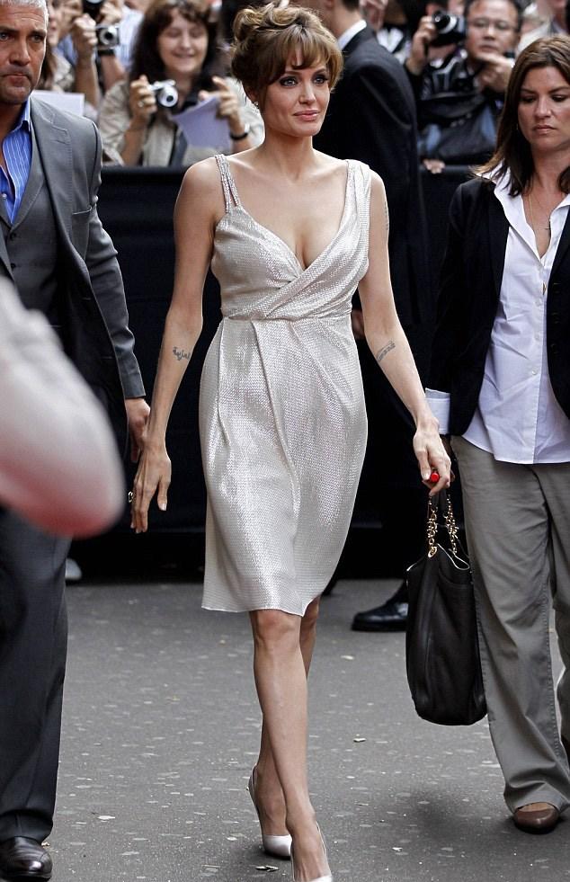 Angelina Fransa'da