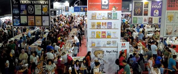 Antalya Kitap Fuarı'na rekor katılım