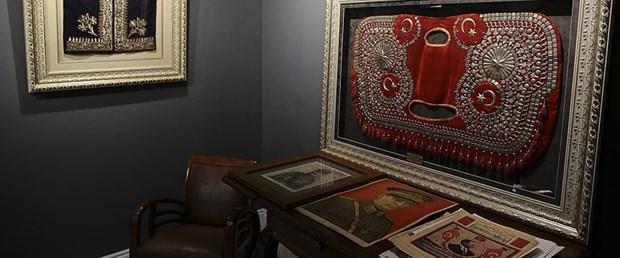 Atatürk'ün Latife Hanım'a hediye ettiği atın eyeri satışta