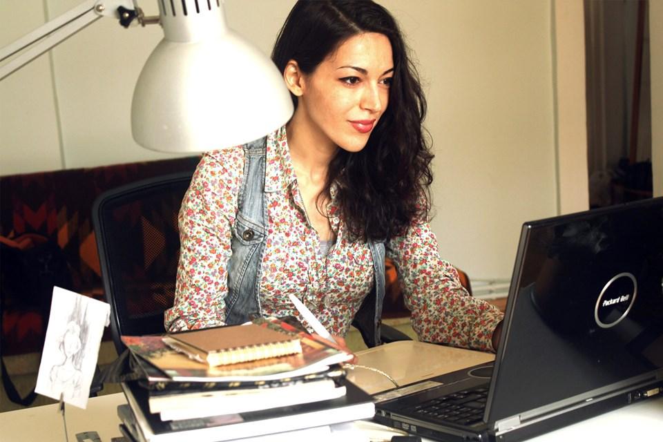 Çizgi romanı, Türk çizgi roman sanatçısı Sümeyye Kesgin hazırlıyor.