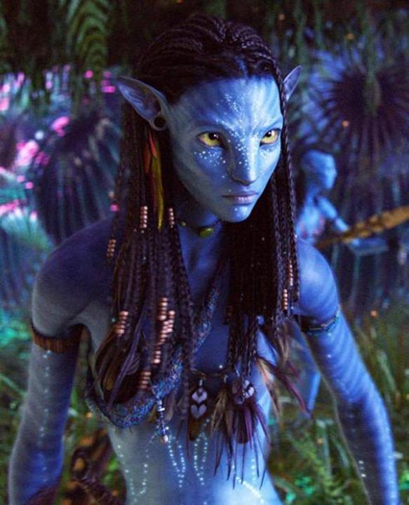 Avatar'ın seksi yıldızı