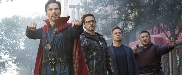 Avengers: Infinity War'dan yeni fragman