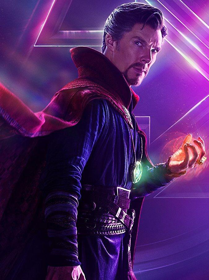 Benedict Cumberbatch - Dr. Stephen Strange