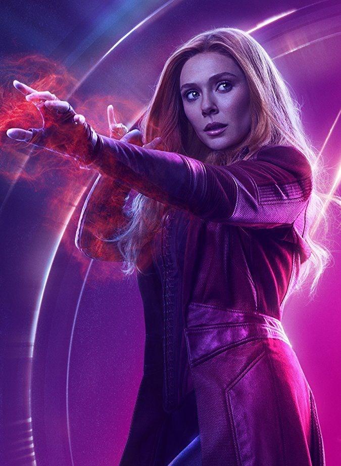 Elizabeth Olsen / Wanda Maximoff - Scarlet Witch