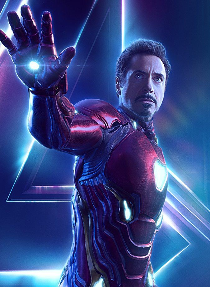 Robert Downey Jr. / Tony Stark - Iron Man