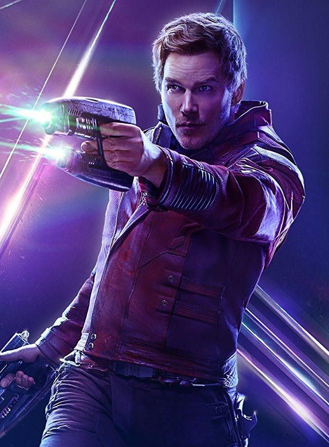 Chris Pratt / Peter Quill - Star-Lord