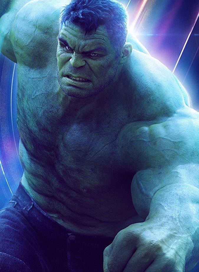 Mark Ruffalo / Bruce Banner - Hulk