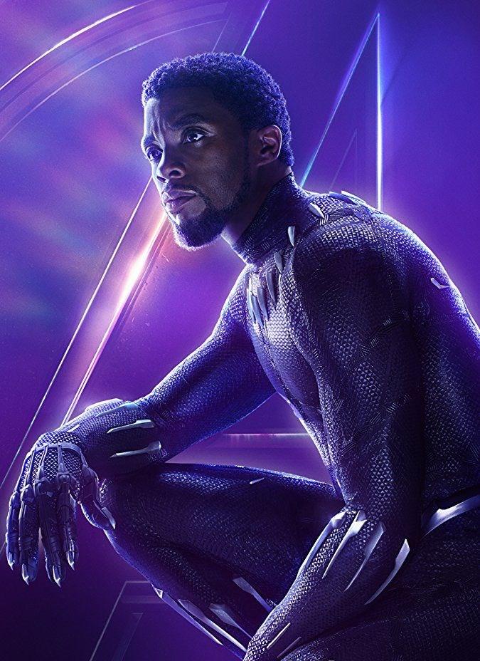 Chadwick Boseman / T'Challa - Black Panther