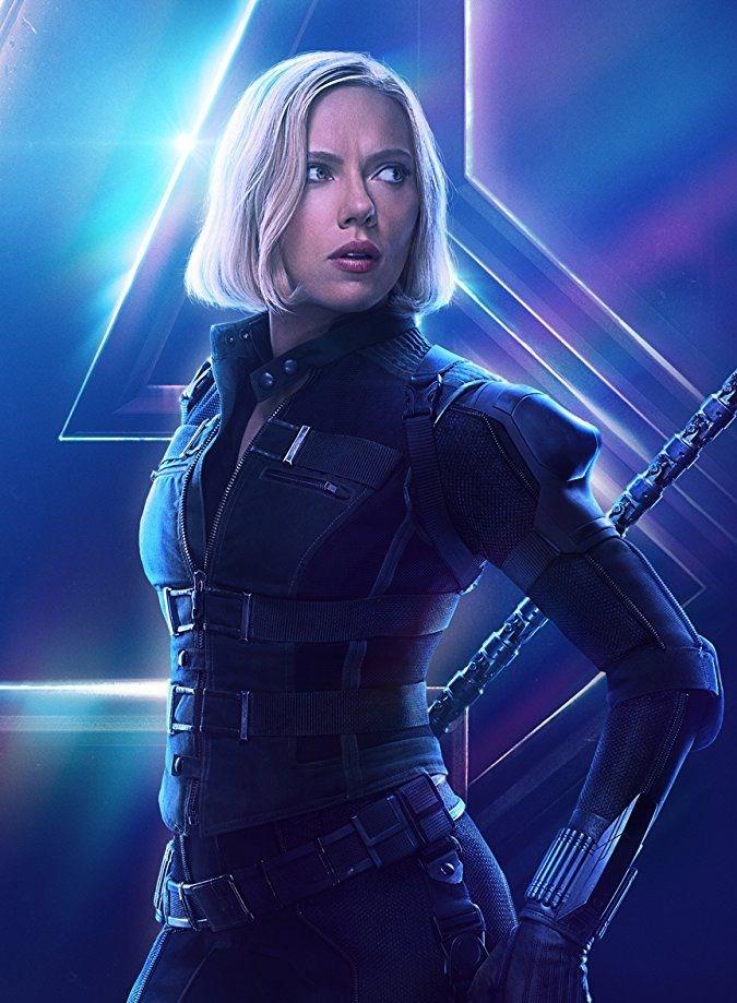 Scarlett Johansson / Natasha Romanoff - Black Widow