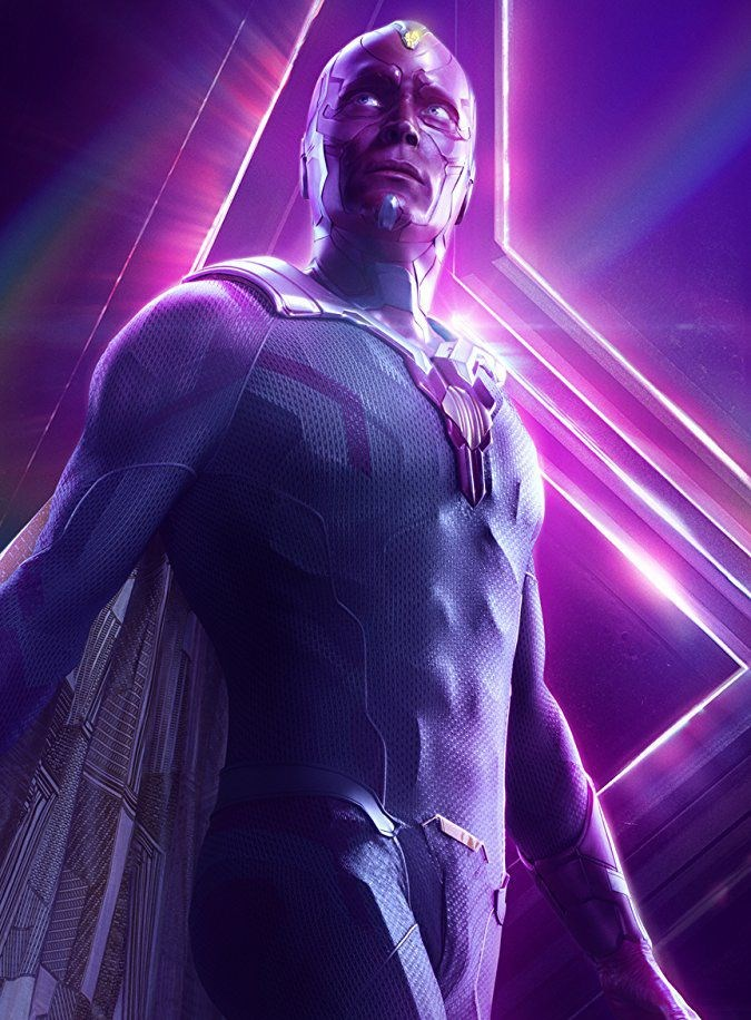 Paul Bettany/ Vision